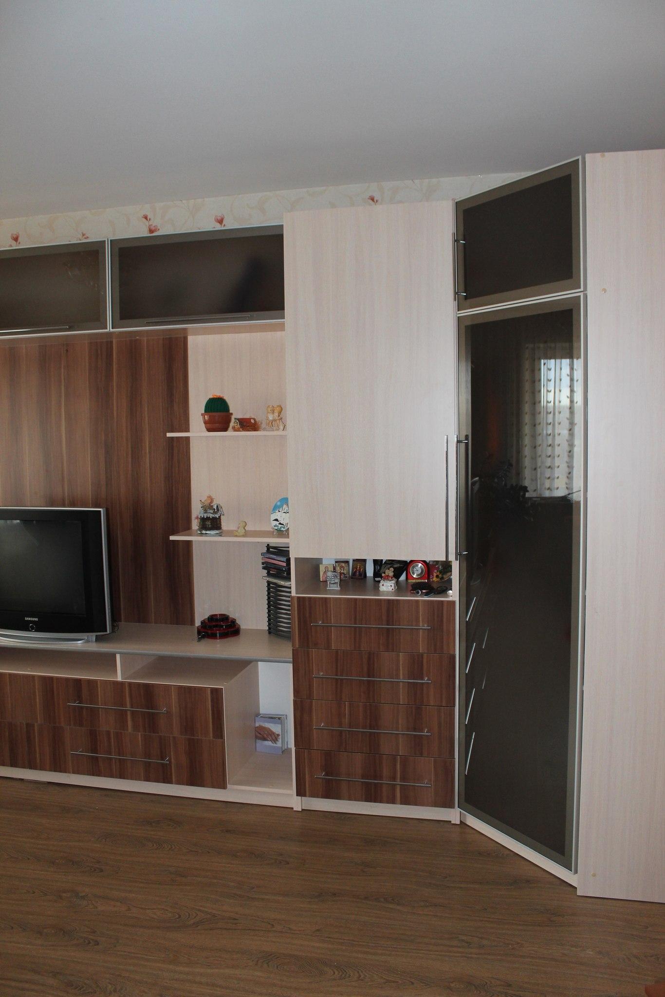 Гостиные-Стенка в гостиную «Модель 63»-фото2