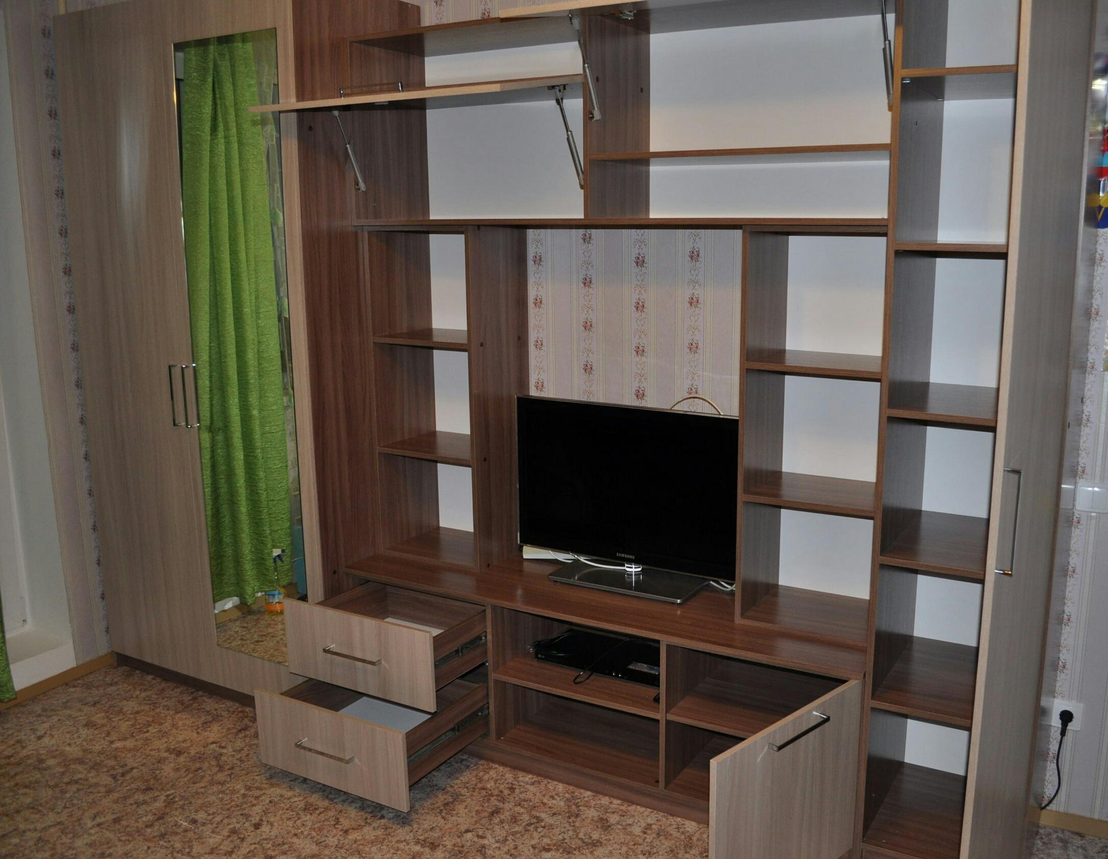 Гостиные-Шкаф-стенка «Модель 54»-фото2