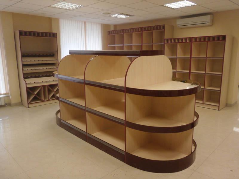 Торговая мебель-Мебель для магазина «Модель 8»-фото1