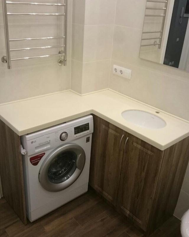 Мебель для ванной комнаты-Мебель для ванны «Модель 40»-фото2