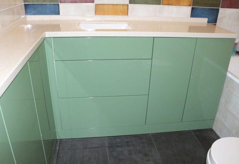 Мебель для ванной комнаты-Мебель для ванной «Модель 82»-фото3
