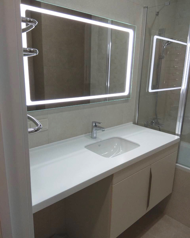 Мебель для ванной комнаты-Мебель для ванной «Модель 61»-фото1