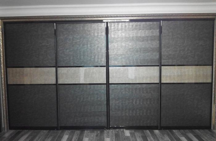 Большой шкаф-купе-Комбинированный шкаф-купе «Модель 26»-фото1