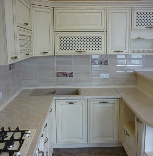 -Кухня МДФ в ПВХ «Модель 293»-фото14