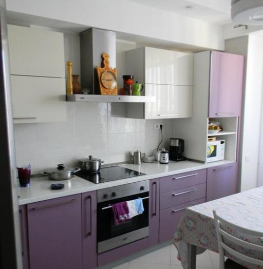 -Кухня МДФ в ПВХ «Модель 238»-фото4