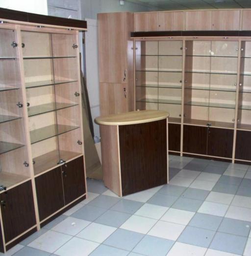 Торговая мебель-Мебель для магазина «Модель 4»-фото3