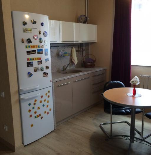 -Кухня из пластика «Модель 104»-фото7