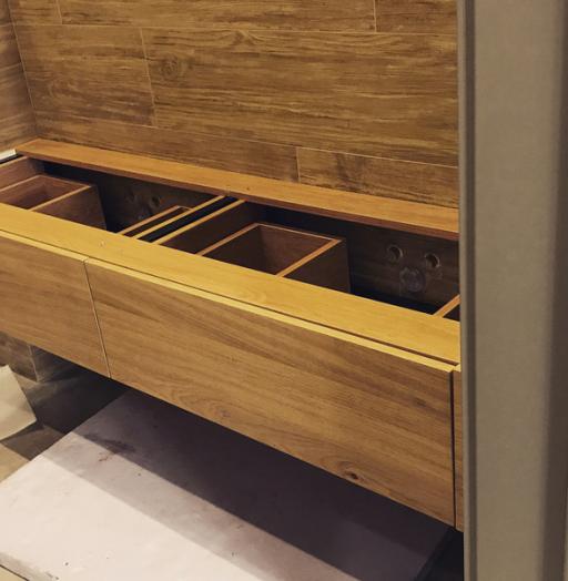 Мебель для ванной комнаты-Мебель для ванной «Модель 30»-фото3