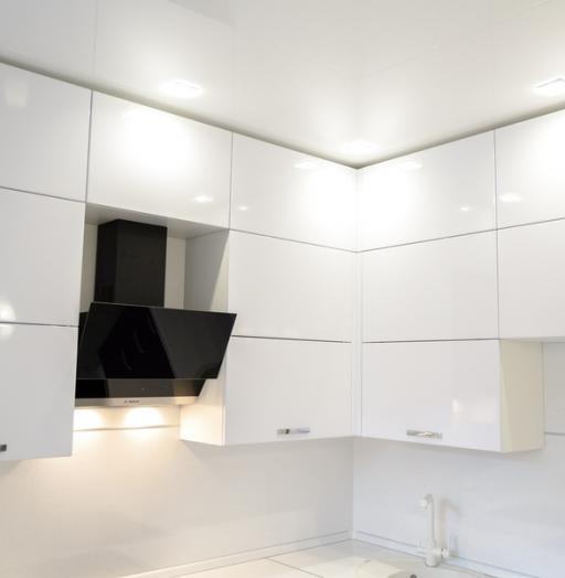 -Кухня из пластика «Модель 142»-фото2