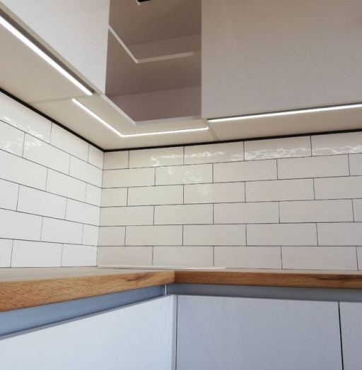 -Кухня МДФ в эмали «Модель 380»-фото26