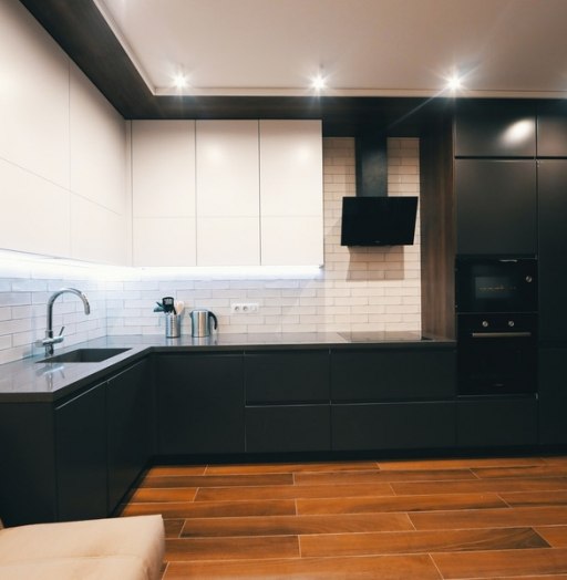 -Кухня МДФ в эмали «Модель 463»-фото21