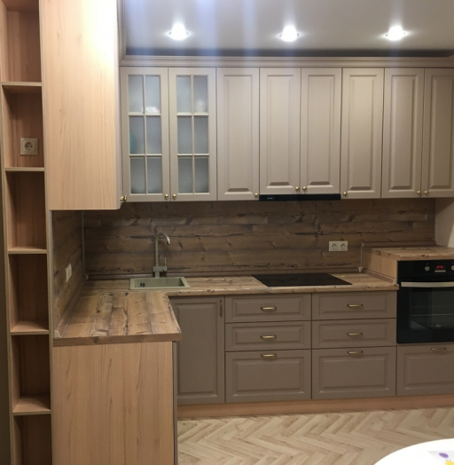 -Кухня МДФ в ПВХ «Модель 62»-фото27