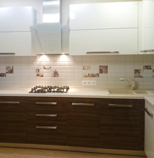 -Кухня из акрила «Модель 287»-фото26