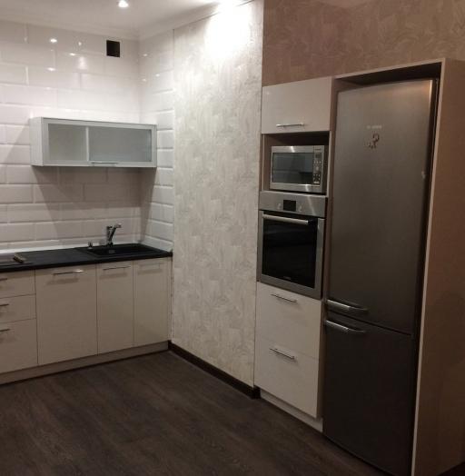 -Кухня МДФ в ПВХ «Модель 158»-фото17
