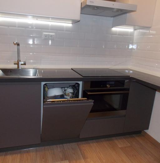 -Кухня МДФ в эмали «Модель 182»-фото11