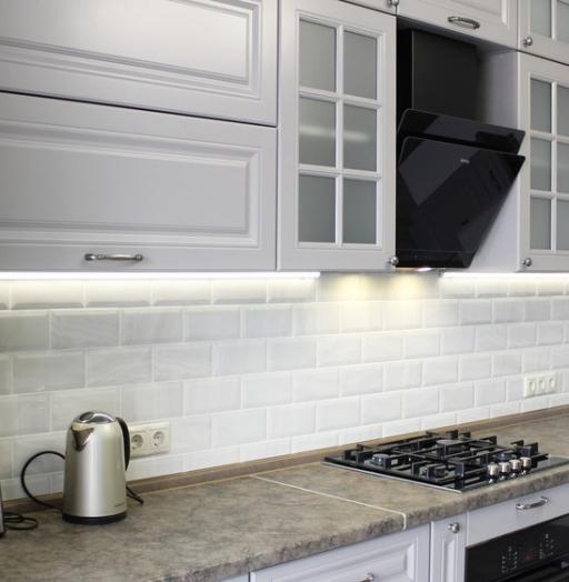 -Кухня МДФ в ПВХ «Модель 183»-фото13
