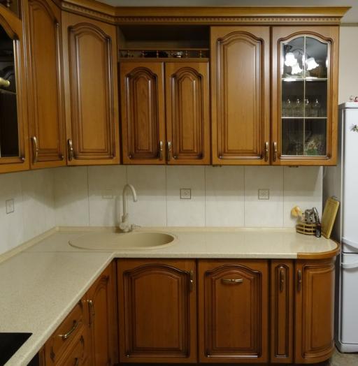 -Кухня из массива «Модель 22»-фото17